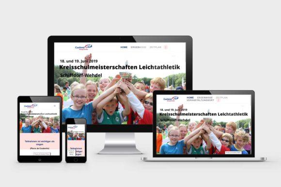Kreisschulmeisterschaften Landkreis Cuxhaven